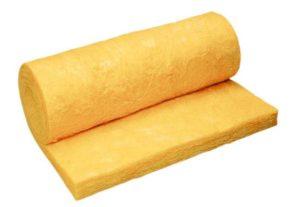 Волокнистый теплоизоляционный материал