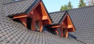 металлическая кровля крыши